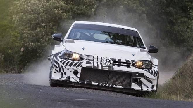 Der Volkswagen Polo R5 wurde über seine Grenzen hinaus gebracht