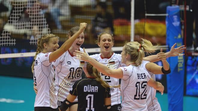 Deutschland holte bei den vergangenen beiden Europameisterschaften 2013 und 2011 Silber