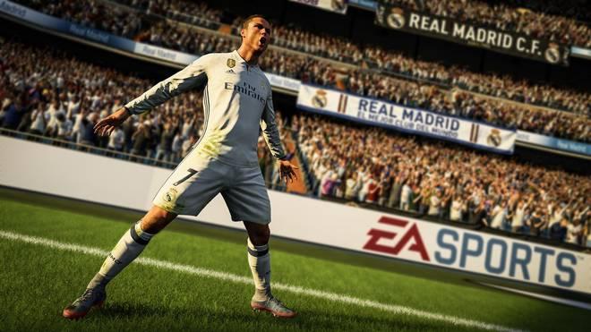 Ronaldo ist das Gesicht von FIFA 18.