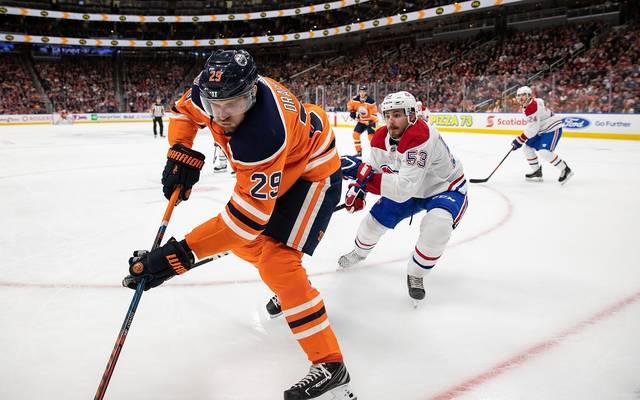 Leon Draisaitl bekommt bei den Edmonton Oilers einen neuen Trainer