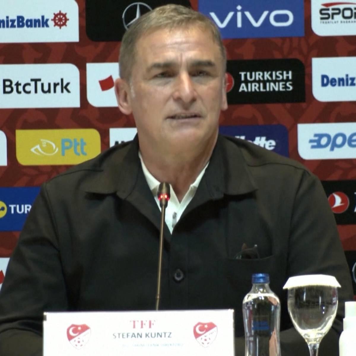 Kuntz als Türkei-Coach vorgestellt: Seine feurige Antrittsrede im Video