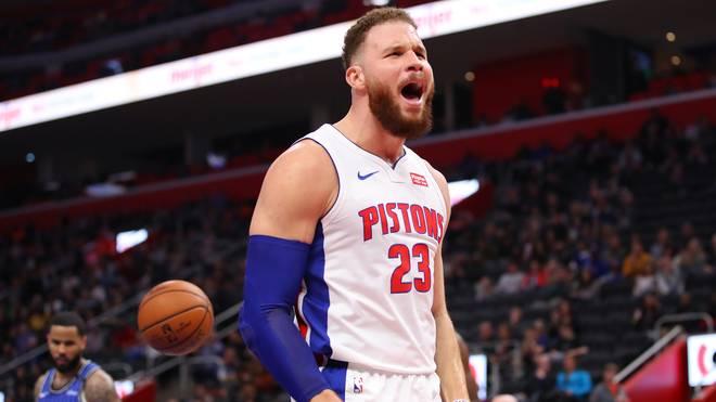 Blake Griffin spielt seit Sommer 2018 für die Detroit Pistons. Beim Draft 2009 wurde er von den Los Angeles Clippers ausgewählt