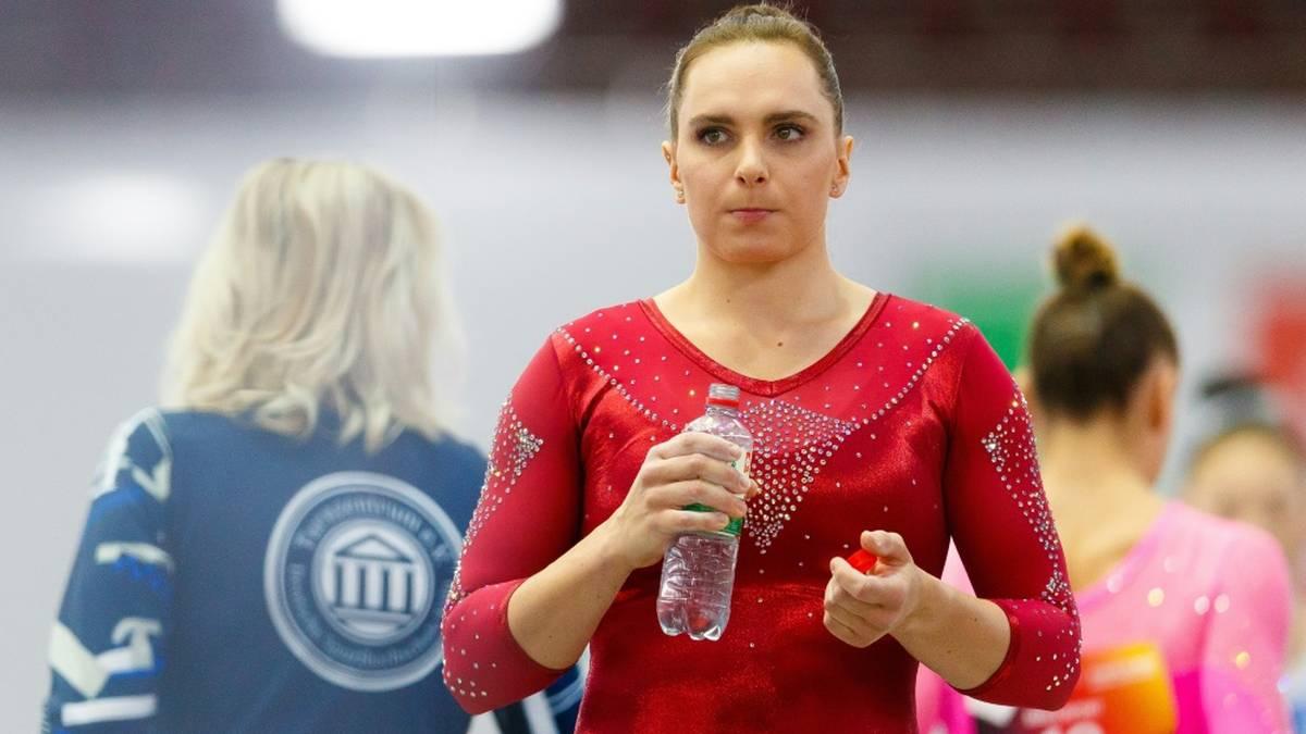 Sophie Scheder kann nicht an der Kunstturn-WM teilnehmen