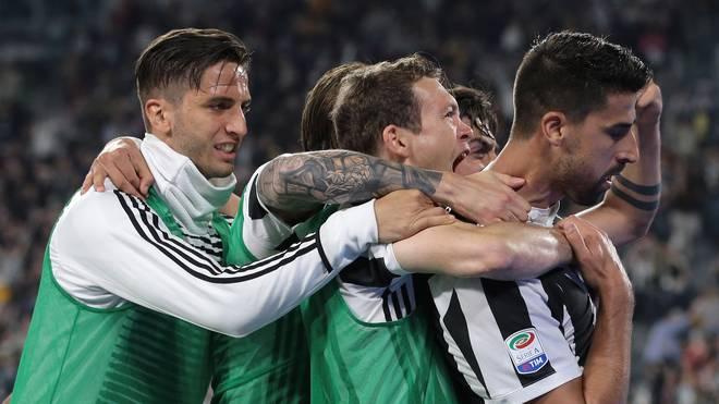 Juvetus Turin möchte den nächsten Titel feiern
