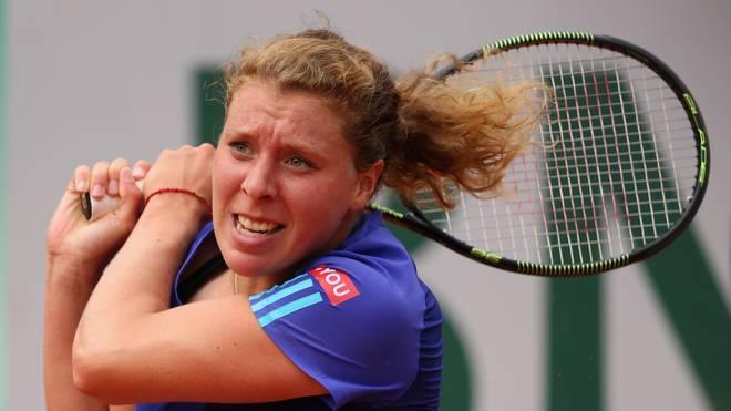 Anna-Lena Friedsam steht im Halbfinale von Shenzhen