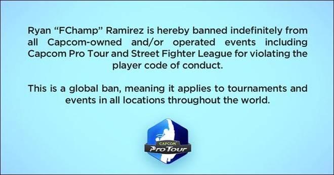 Diese Entscheidung von Capcom sollte FChamps Fighting Games Karriere erstmal beenden.