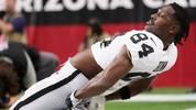 Antonio Brown ist bei den Oakland Raiders nach dem Helm-Theater zumindest wieder im Training