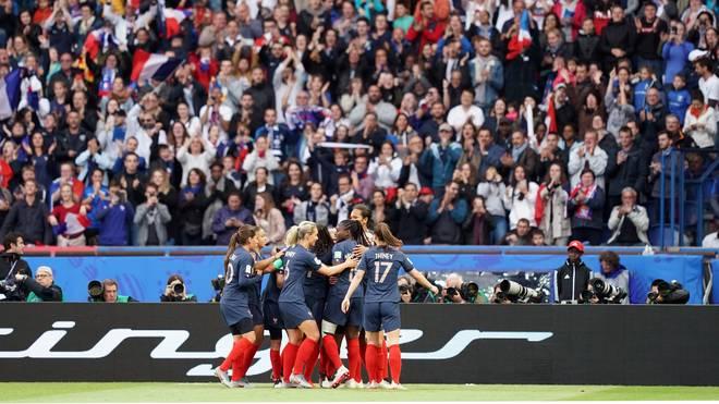 Frankreich, Südkorea, Frauen-WM