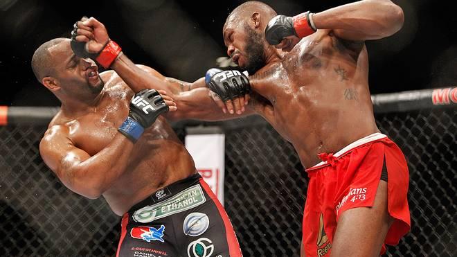 Jon Jones hatte seinen Landsmann Daniel Cormier bei UFC 182 im Januar vorigen Jahres klar besiegt