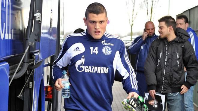 Kyriakos Papadopoulos 2014 als Schalke-Spieler