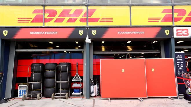 Ferrari schließt seine Fabriken in Maranello