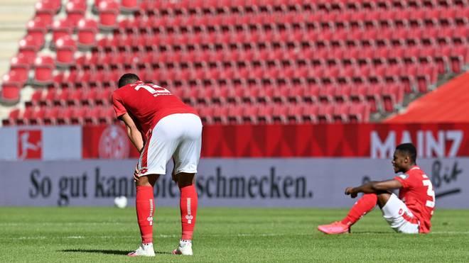Mainz ist seit fünf Spielen sieglos