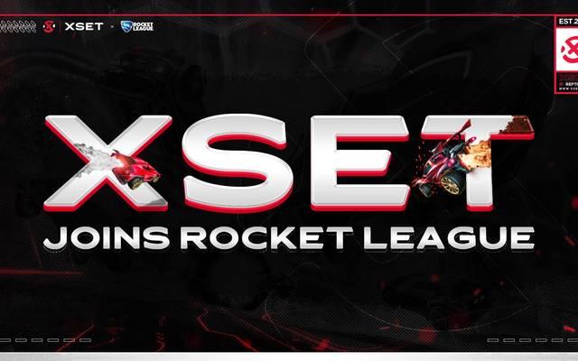 XSET steigt in Rocket League ein