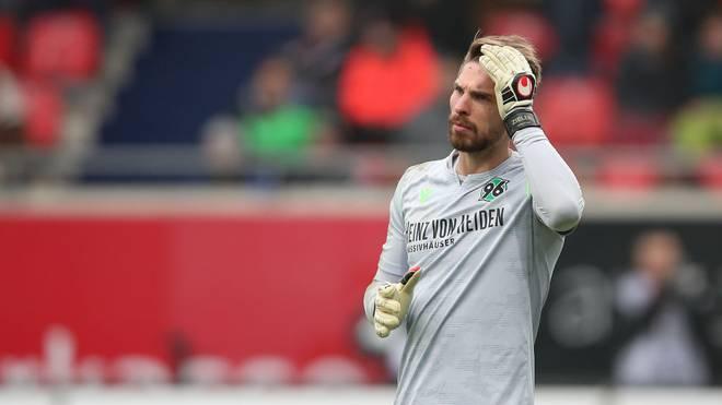 Ron-Robert Zieler droht das Aus bei Hannover 96