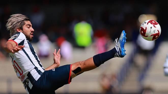 Rodolfo Pizarro erzielte das erste Tor für Inter Miami