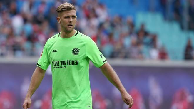Niclas Füllkrug, Hannover 96