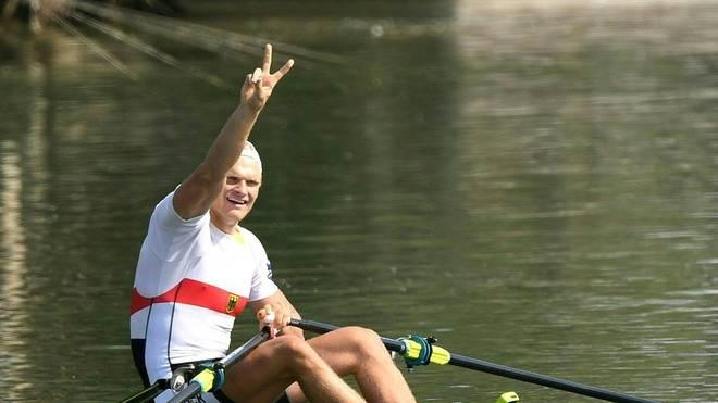 Oliver Zeidler hat den Weltcup-Auftakt gewonnen