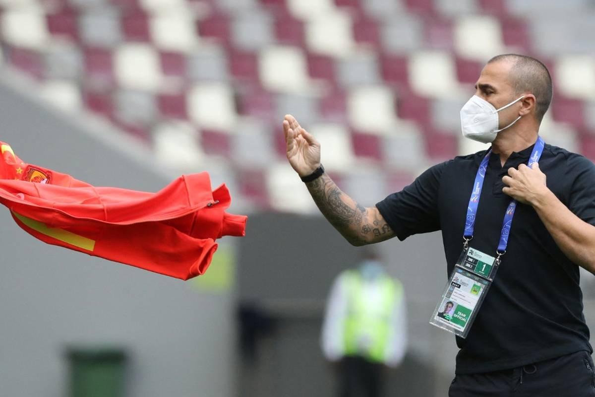 Fabio Cannavaro verlässt als Trainer den chinesischen Top-Klub Guangzhou FC. Der hohe Schuldenberg des Vereins spielt dabei eine Rolle.