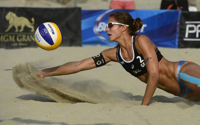 2015 ASICS World Series of Beach Volleyball - Day 2