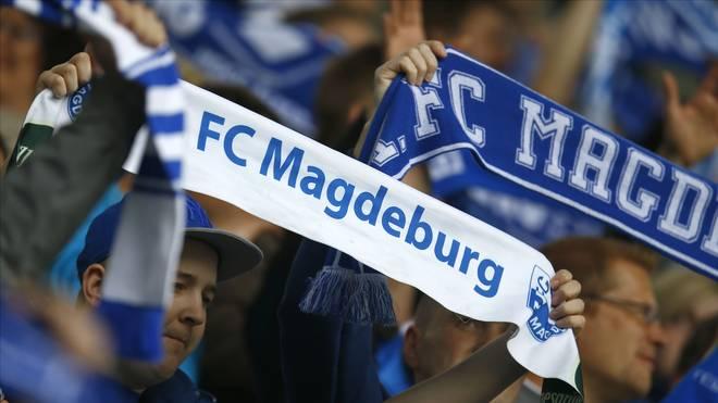 1. FC Magdeburg v SG Sonnenhof Grosssaspach - 3. Liga