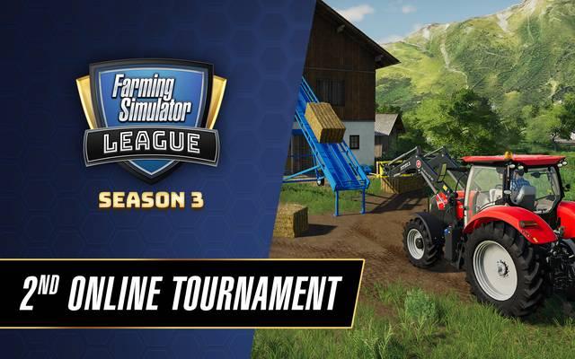 Die Farming Simulator League (FSL) Season 3 geht in den zweiten Spieltag