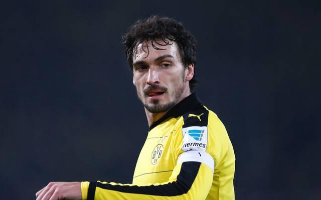 Mats Hummels steht vor der Rückkehr ins Team von Borussia Dortmund