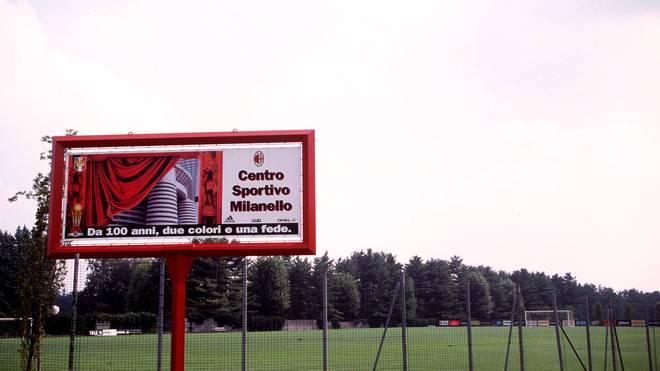 Auch Milanello, die Heimat des AC Milan, könnte bald als Impfzentrum genutzt werden