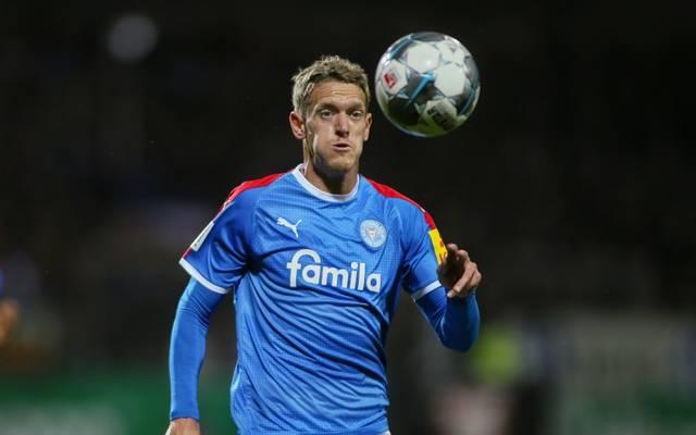 Van den Bergh erhält einen Vertrag bis Ende Juni 2022