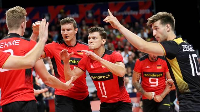 Die deutschen Volleyballer stehen vor dem wichtigsten Spiel in der Qualifikation.