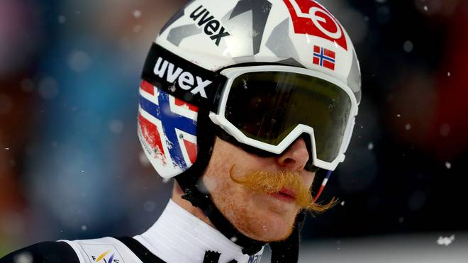 FIS Nordic World Ski Championships - Men's HS109