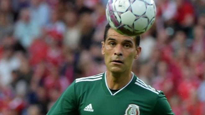 Rafa Marquez ist seit 2002 ein ständig präsentes Gesicht bei Mexikos WM-Gastspielen