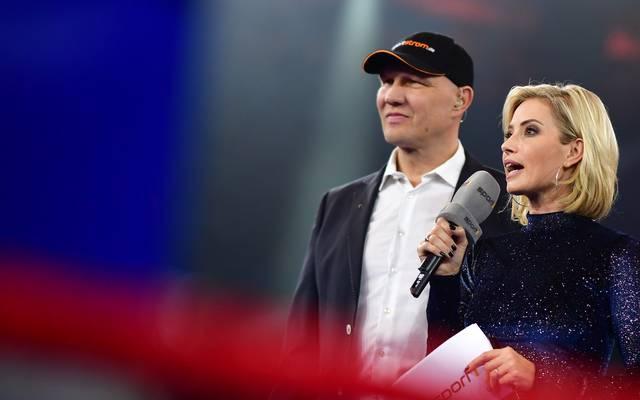Ein kompetentes Duo: Sarah Valentina und Axel Schulz