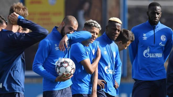 Bei Schalke haben Mendyl, Bentaleb und Konoplyanka keine Chance mehr