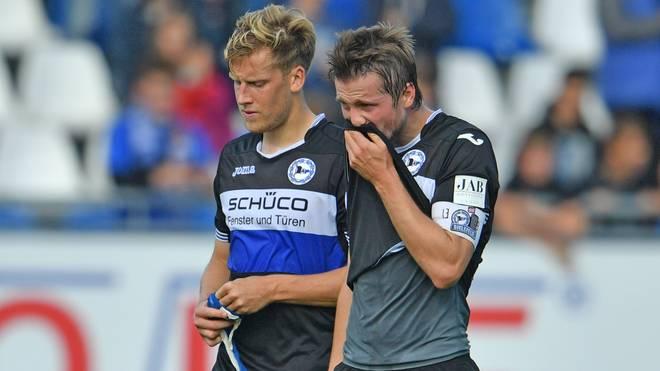 Sportlich läuft es in Bielefeld nicht schlecht. Die finanzielle Situation macht Probleme