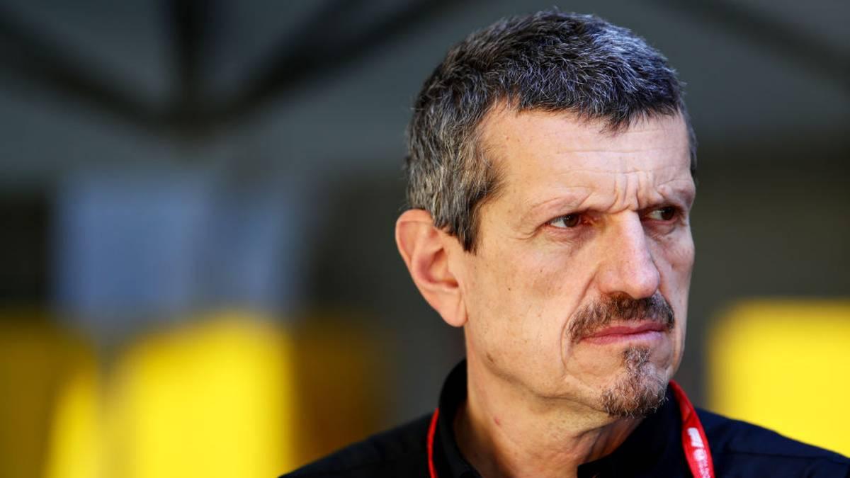 Günther Steiner ist Teamchef des F1-Rennstalles Haas