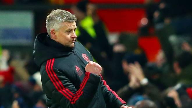 Ole Gunnar Solskjaer ist seit Mitte Dezember Trainer von Manchester United