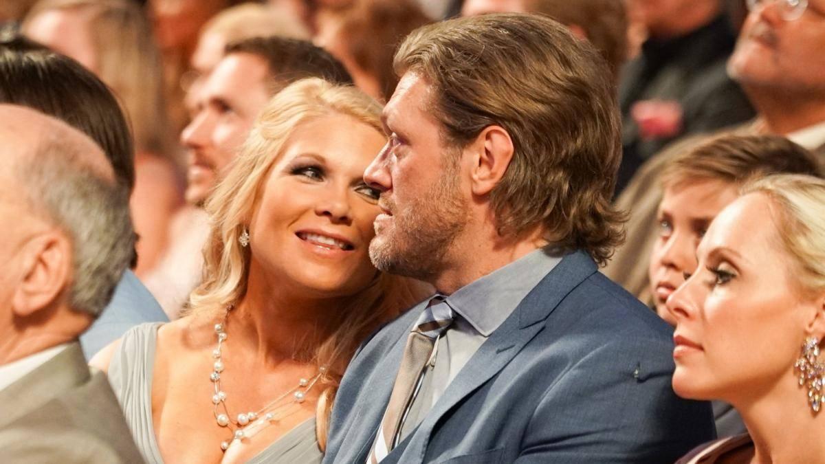 Edge und Beth Phoenix sind seit 2016 Mann und Frau