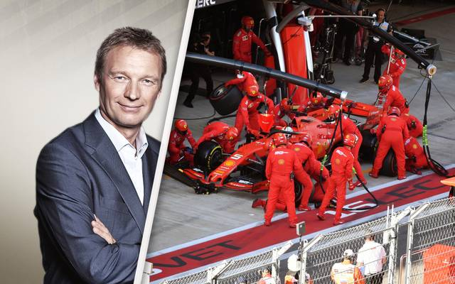 Peter Kohl sieht ein großes Problem bei Ferrari