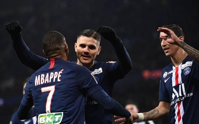 Int. Fußball / Coupe de la Ligue