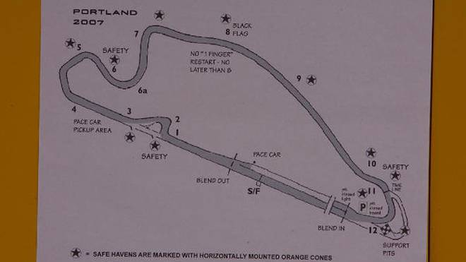 Auf dem Portland International Raceway geht es nun erstmals seit 2007 wieder rund