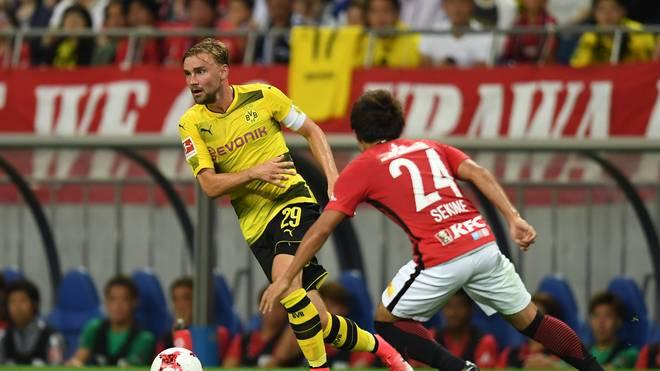 Marcel Schmelzer, BVB-Trainingslager