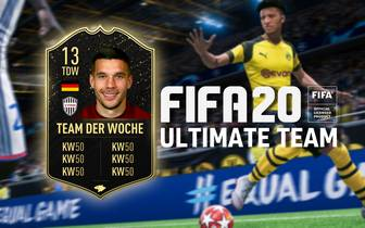 FIFA 20: Team of the Week Woche 13