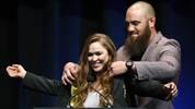Ronda Rousey will angeblich nach WrestleMania 35 eine Familie mit Ehemann Travis Browne gründen