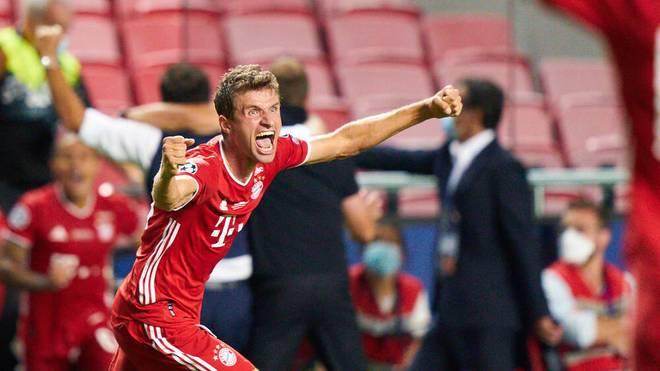 Der FC Bayern tritt als Champions-League-Sieger beim Supercup an