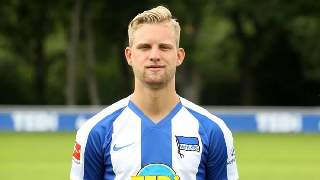 Arne Maier wird Hertha BSC erneut länger fehlen
