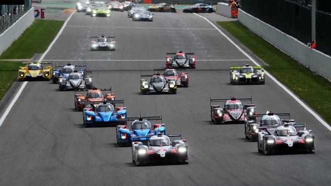 Diese 33 Autos stehen auf der provisorischen WEC-Meldeliste