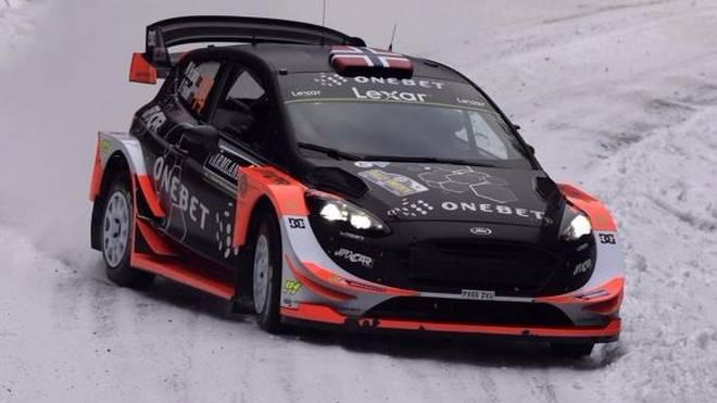 Ab Korsika wird Mards Östberg mit dem Ford Fiesta WRC wieder angreifen