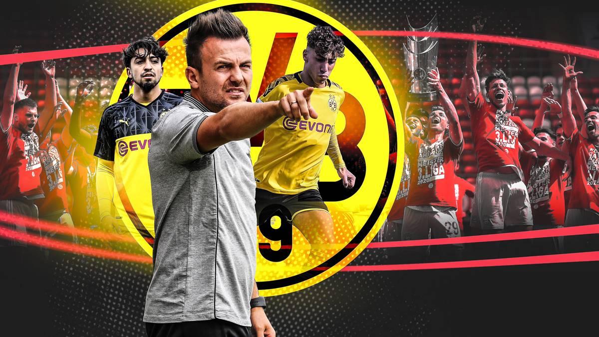 Enrico Maaßen übernimmt zur neuen Saison die U23 von Borussia Dortmund als Coach