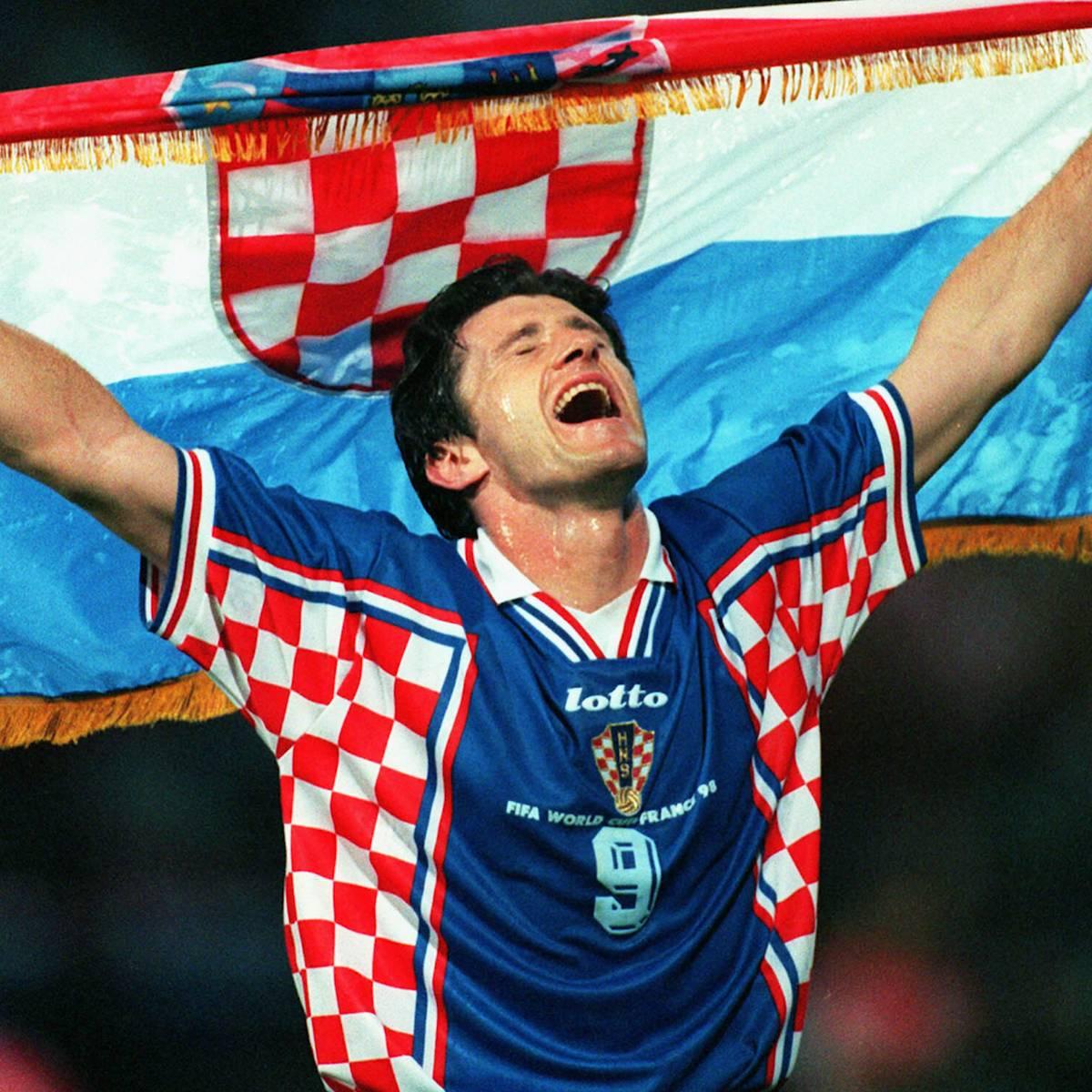 Kroatischer Superstar: Wie gut war eigentlich Davor Šuker?