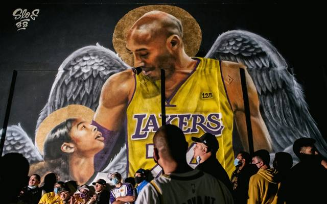 Kobe Bryant wird 2021 in die Hall of Fame aufgenommen